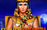 Riches Of Cleopatra Novomatic – популярный автомат с риск-игрой
