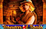 Treasures Of Tombs от Playson - автомат с крупными выигрышами