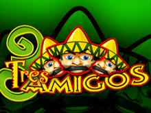 Tres Amigos – игровой автомат Playtech для опытных игроков