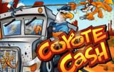 Coyote Cash автомат в казино Вулкан от RTG
