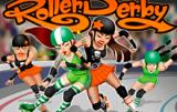Roller Derby от Microgaming в казино Вулкан 777