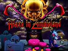 Призы в онлайн автомате Alaxe In Zombieland
